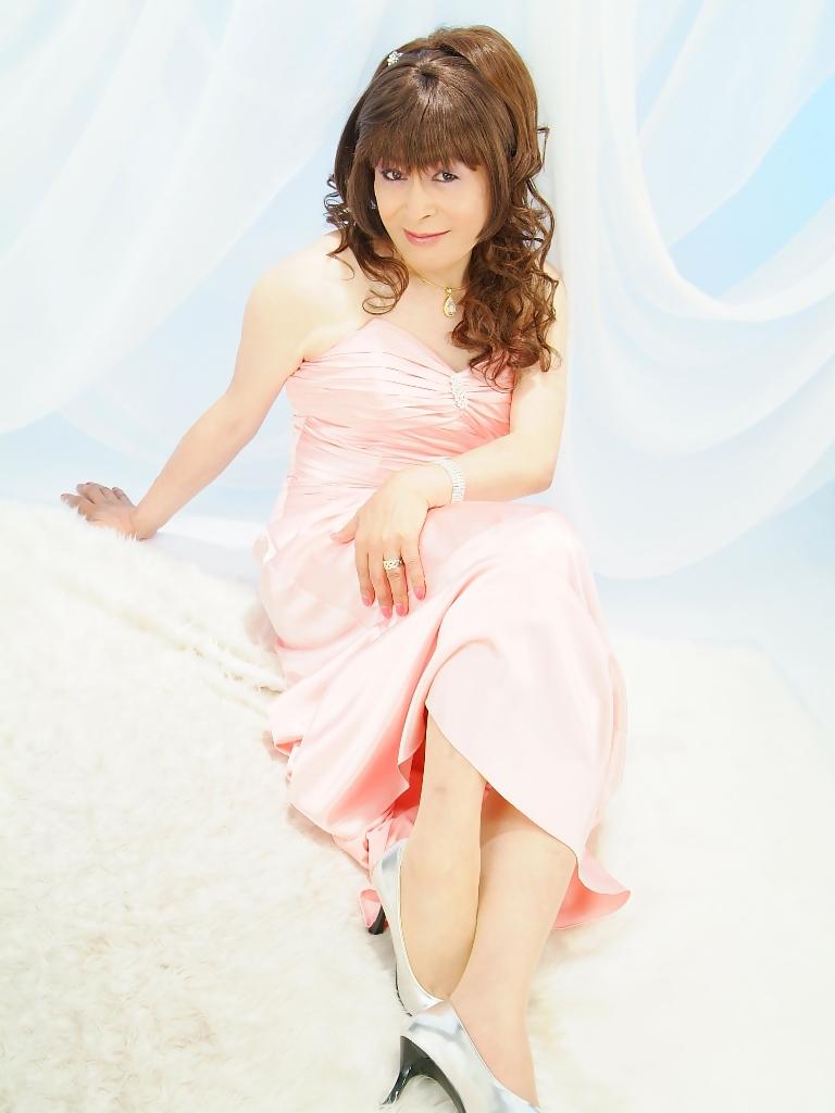 091207薄桃ロングドレス(9)