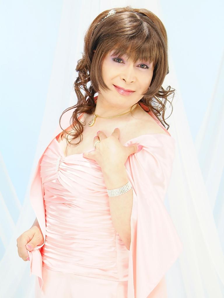 091207薄桃ロングドレス(18)