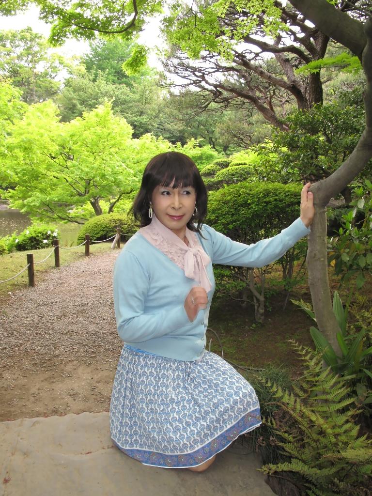 100503旧古川庭園(2)