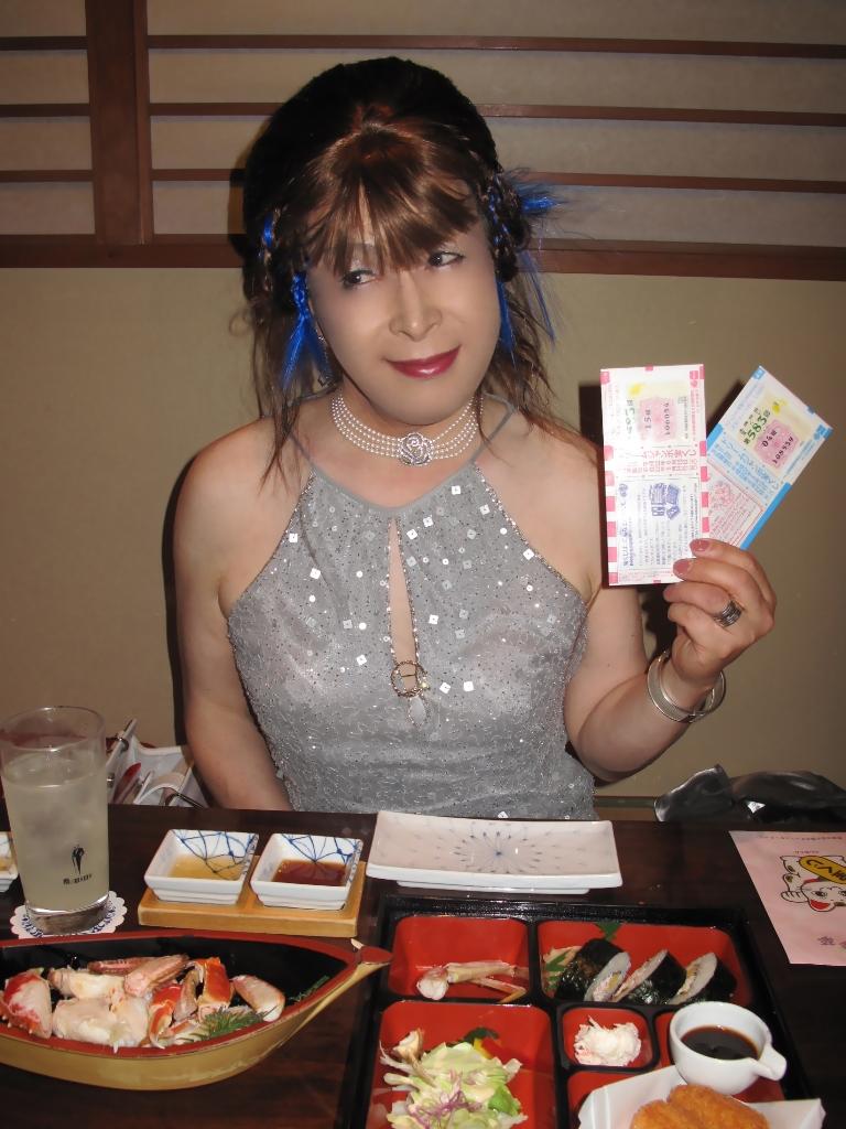 100514銀ショートドレス(2)
