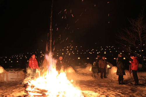 雪月火2015 橙色の雪月火1119