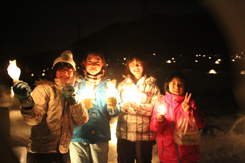雪月火2015 橙色の雪月火1114