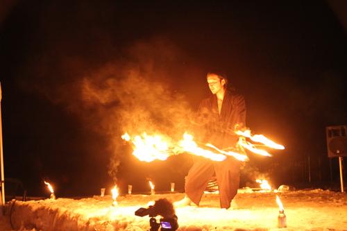 湯野上温泉火祭り2015006