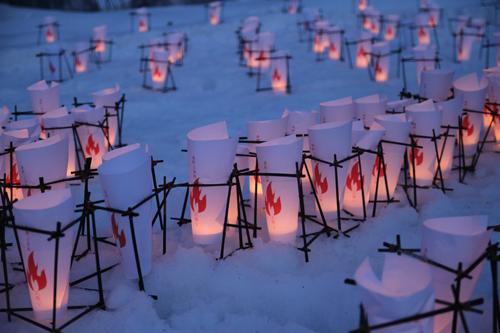 湯野上温泉火祭り2015002