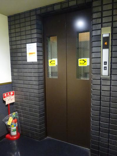 エレベーター耐震工事