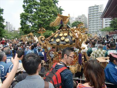 三社祭のスナップ ②