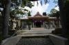 識名宮拝殿