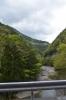 425号線から高滝を望む1