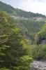 425号線から高滝を望む2