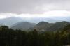 玉置山からの景観