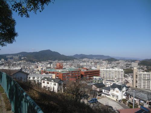 今日もいいお天気だね。