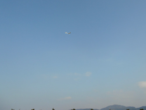kh-16、飛んでるトコ。