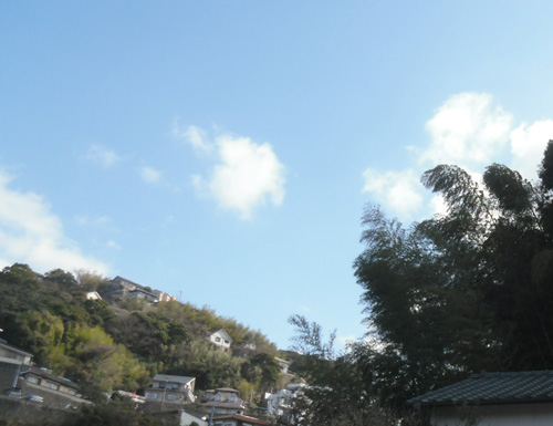 午後からは風が・・・!