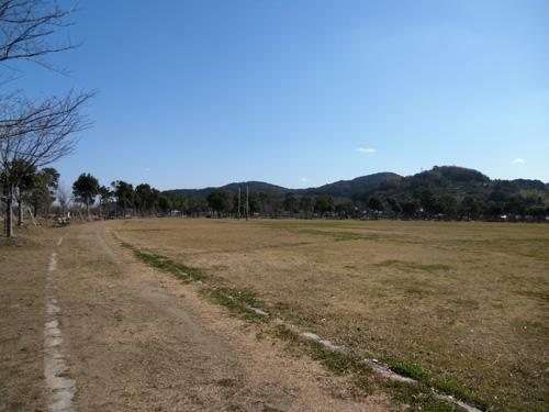 森山ふれあい公園ね。