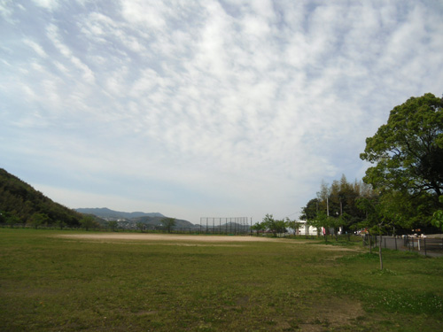 片渕公園ね。