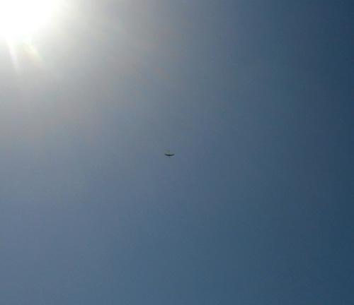 1605、飛行中その3。