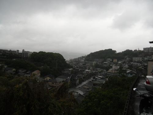 今日は終日雨でした。