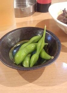 セット枝豆