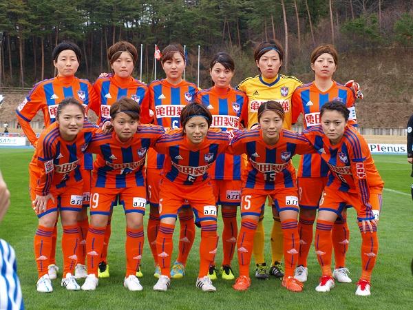 代表組抜きでも、新潟Lは完成度の高いサッカーを展開。