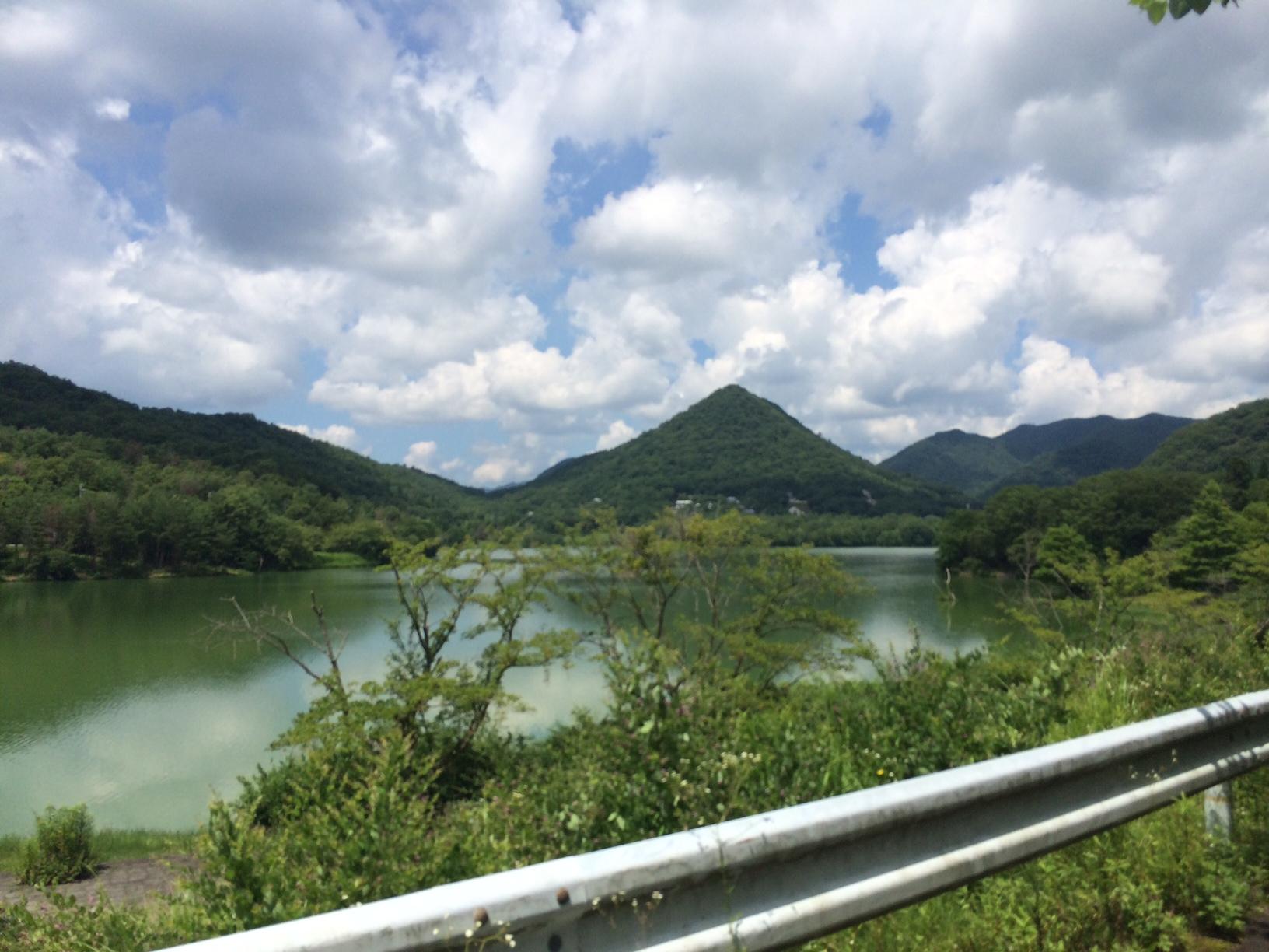 千丈寺湖12.JPG