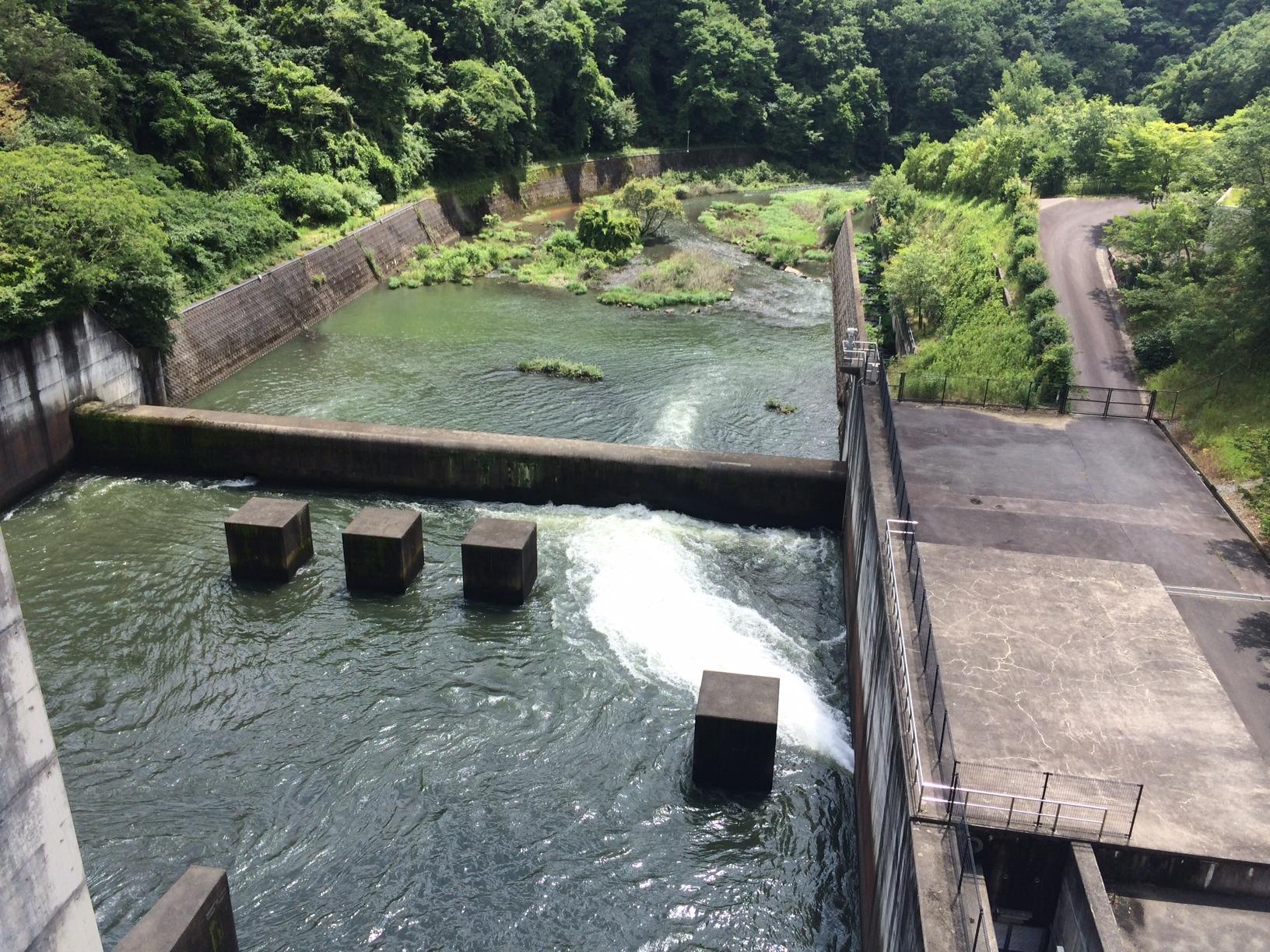 千丈寺湖13.JPG