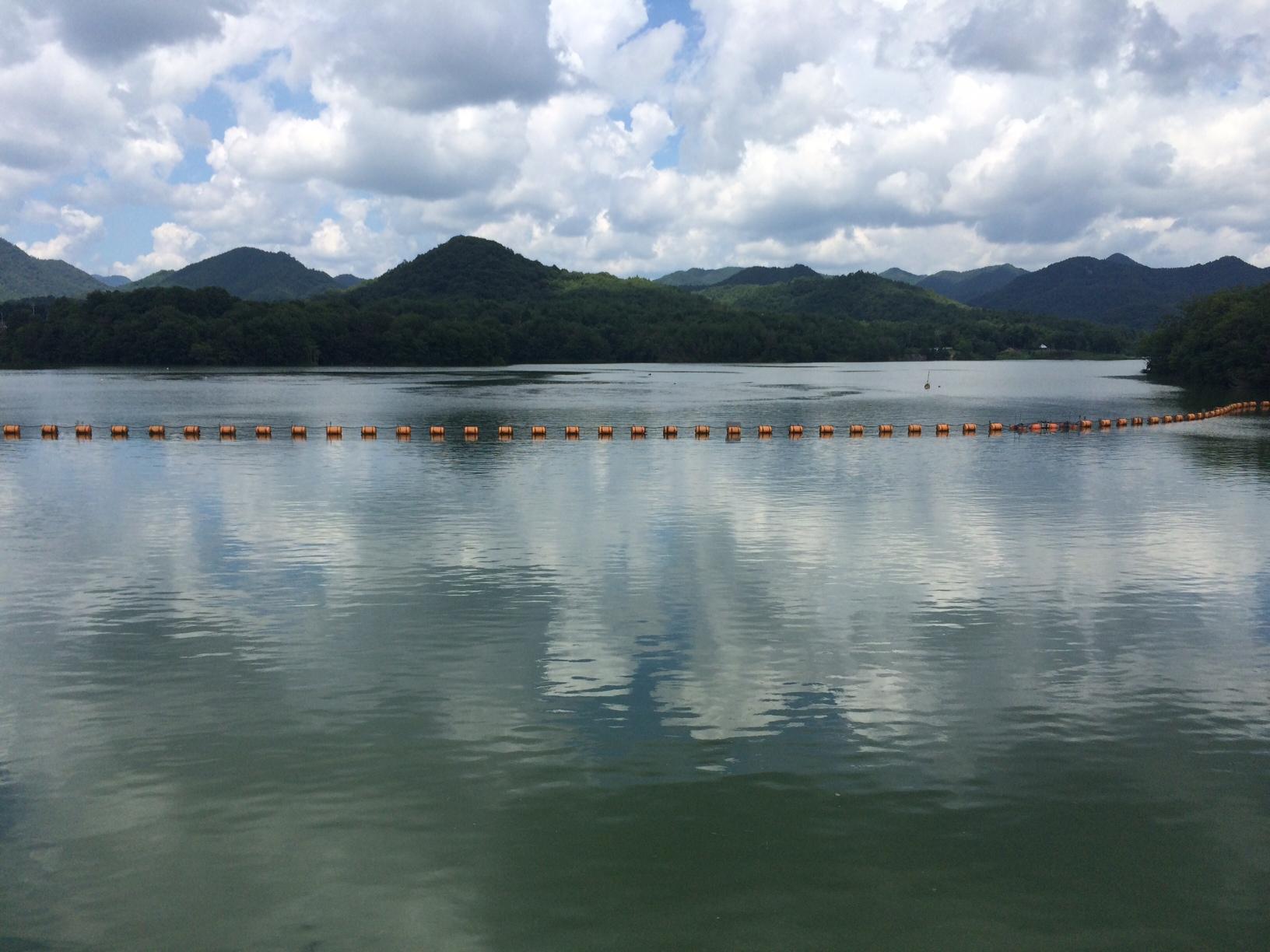 千丈寺湖15.JPG