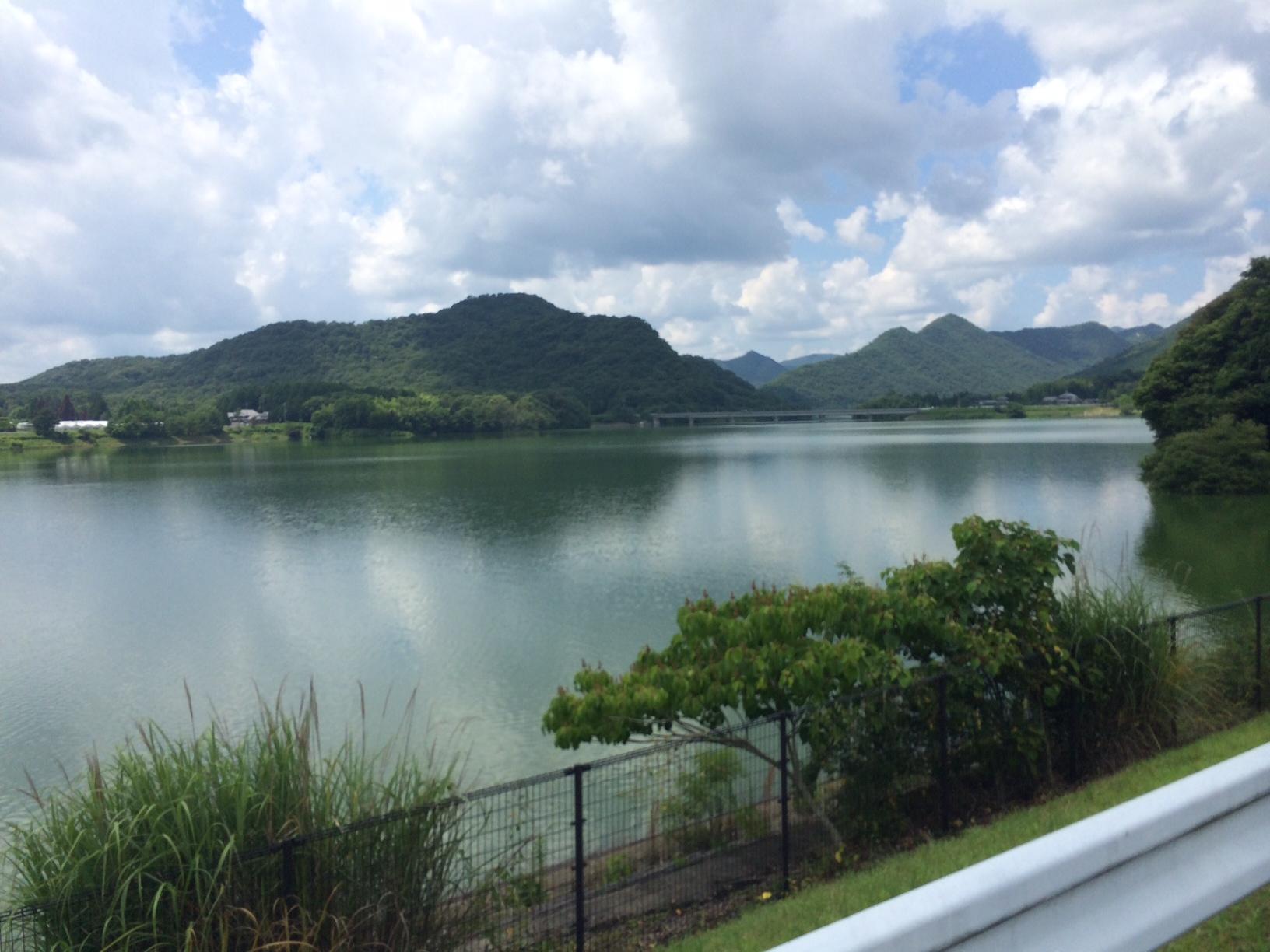 千丈寺湖17.JPG