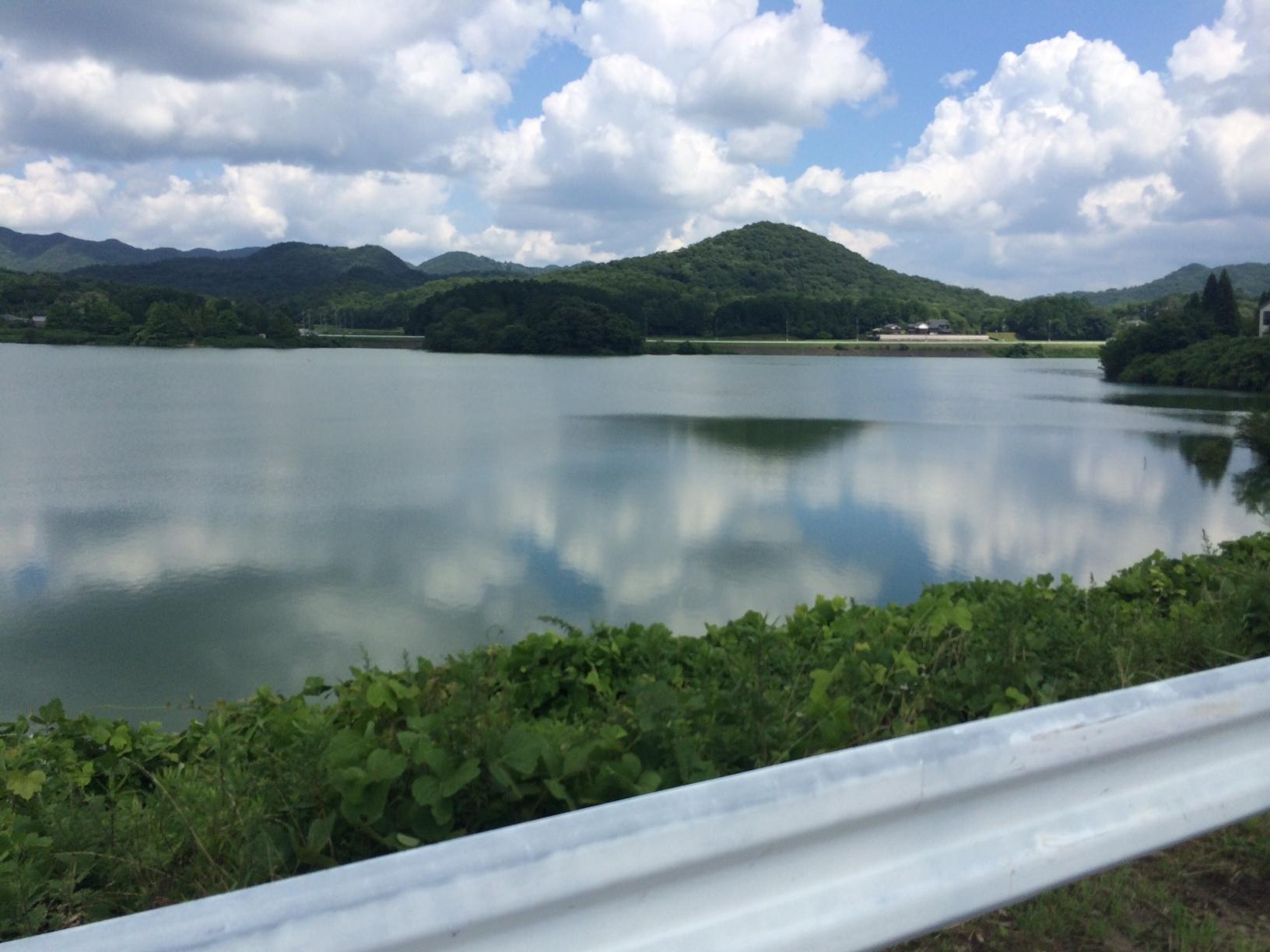 千丈寺湖20.JPG