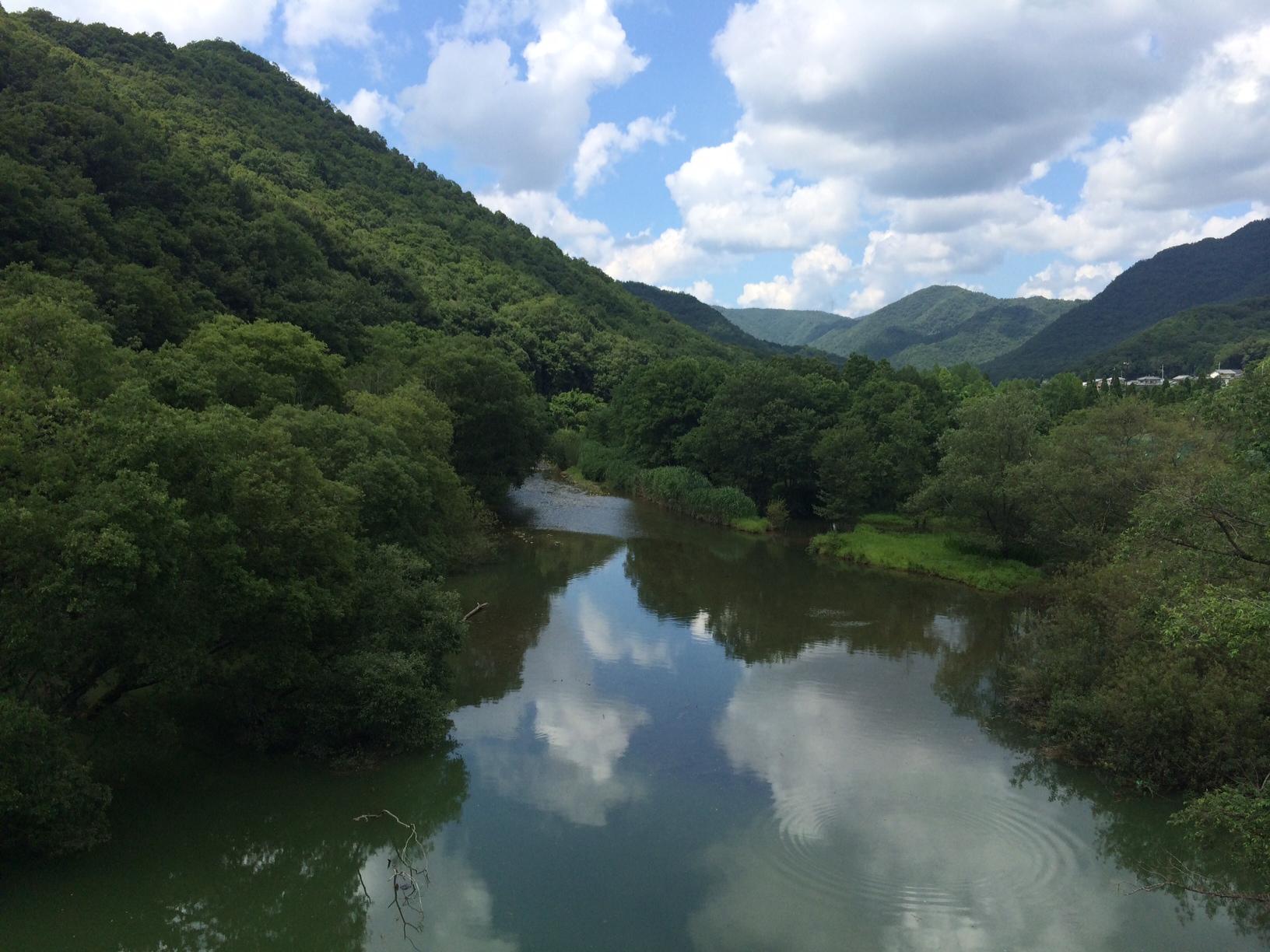 千丈寺湖18.JPG