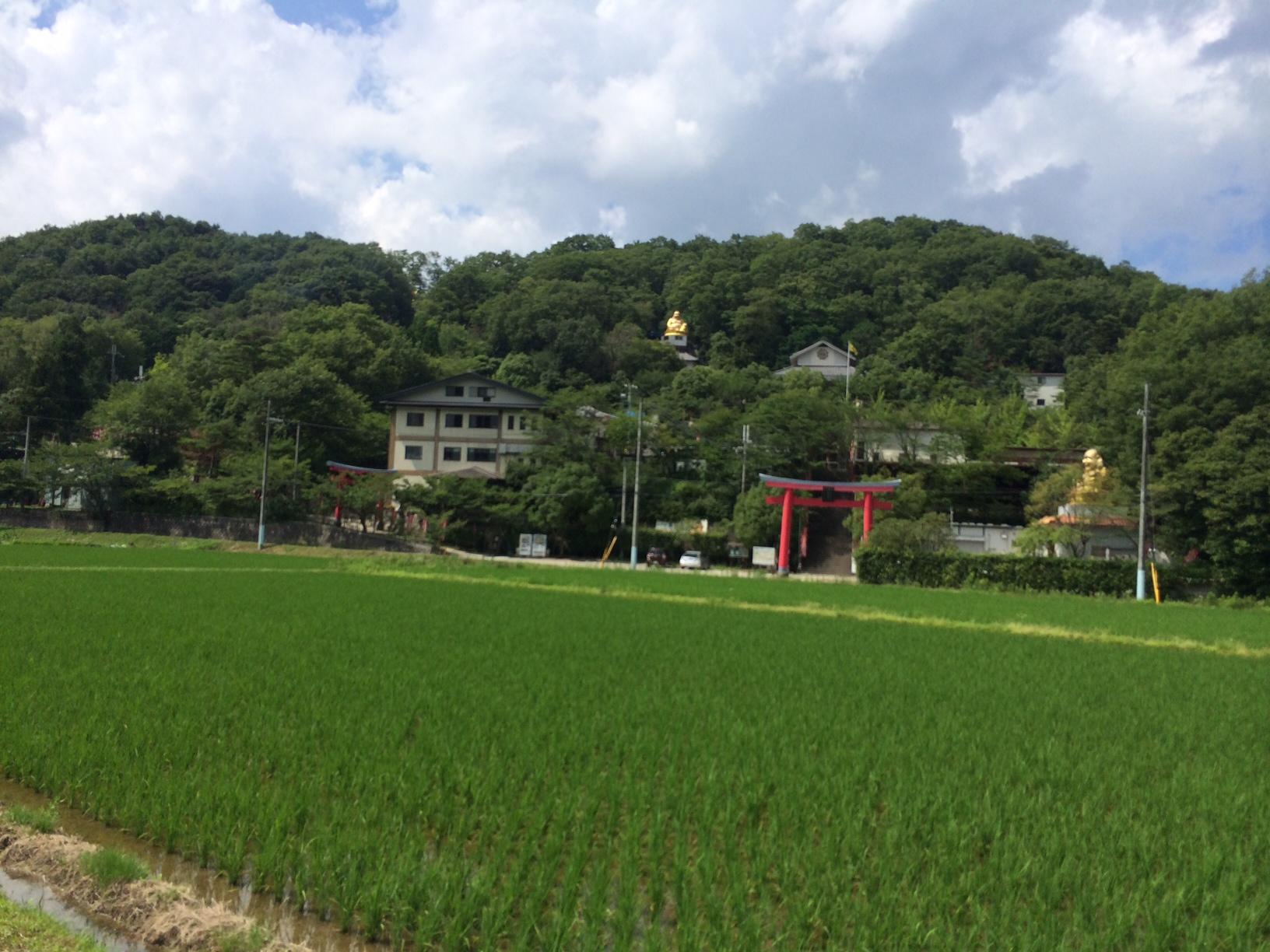 千丈寺湖21.JPG