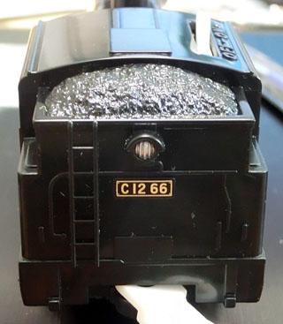 完成した真岡鉄道C12-66号機②