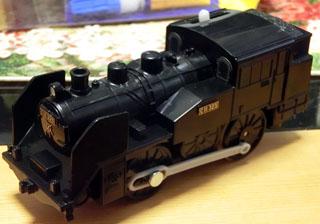 完成した雰囲気重視の真岡鉄道C11-325号機②