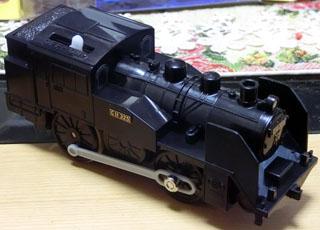 完成した雰囲気重視の真岡鉄道C11-325号機③