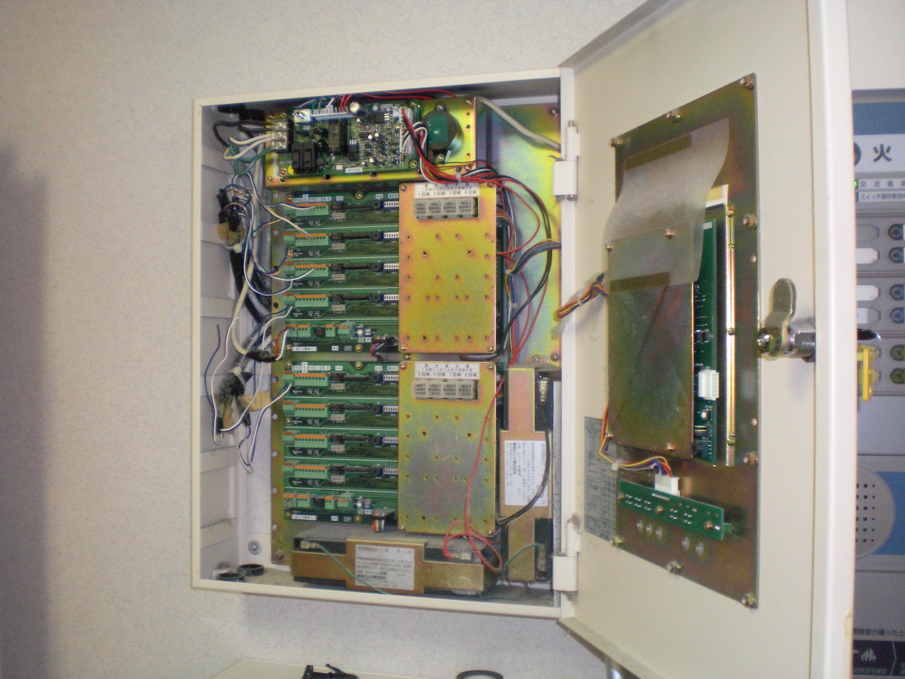 電気基盤BANAS8