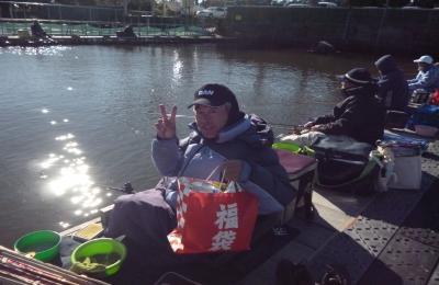 2015,1,3初釣り2