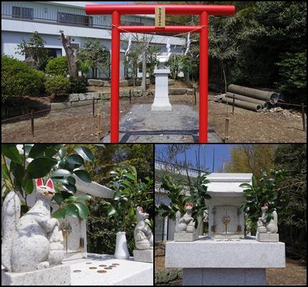 物見岡稲荷神社