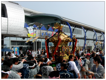 平成27年度いわき市内神社例大祭について