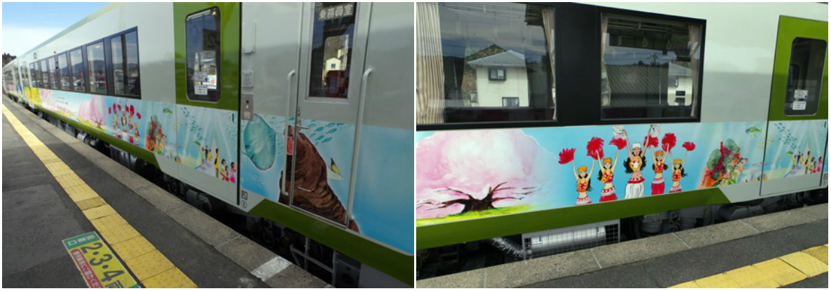 JR小野新町駅 開業百周年記念イベント3