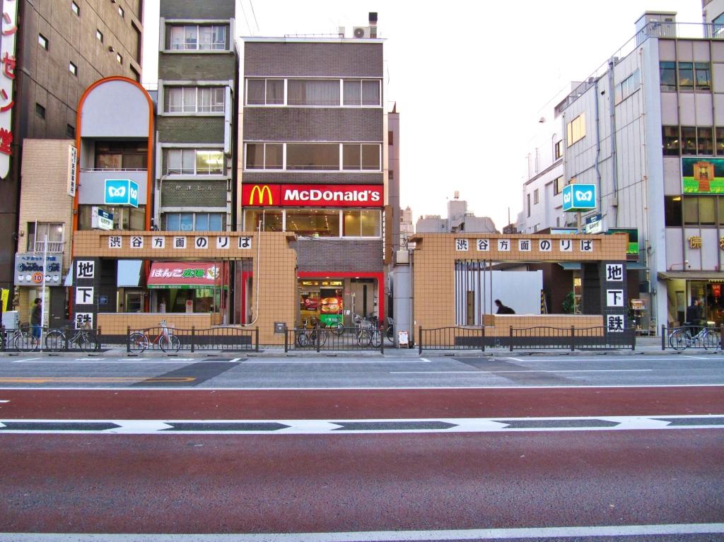 稲荷町駅 (1)