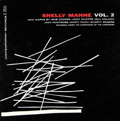 Shelly Manne Vol.2 Contemporary C 2511