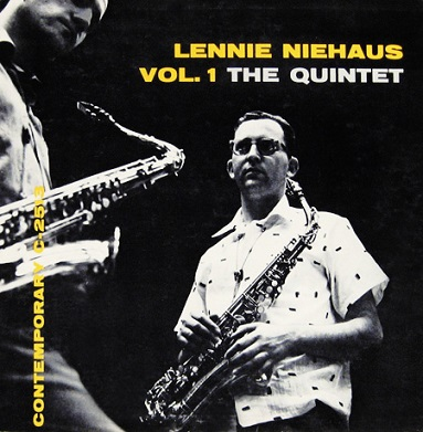 Lennie Niehaus Vol.1 The Quintet Contemporary C 2513