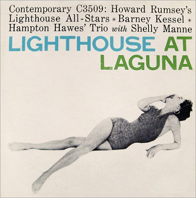 Howard Rumsey Lighthouse At Laguna Contemporary C 3509