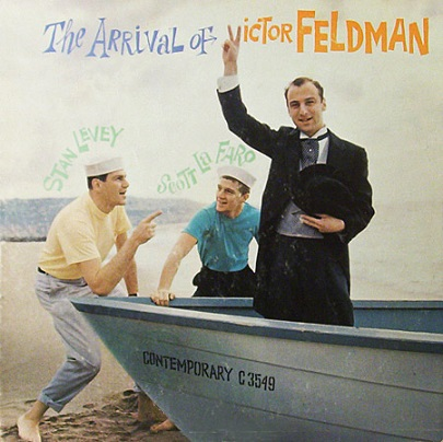 Victor Feldman The Arrival Of Victor Feldman Contemporary C 3549