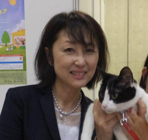 中川郁子先生 農林水産大臣政務官