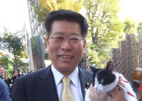 衛藤先生と猫ジャンヌ