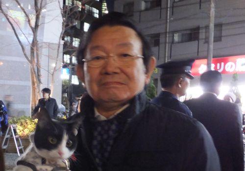 与謝野先生と500
