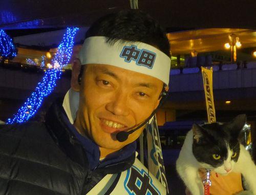 500中田宏前衆議院議員元横浜市長