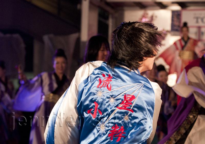 光のさくらまつり2014_総踊り_9