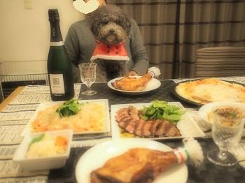ジジさん家のクリスマス会