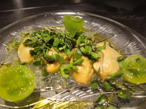 牡蠣のスモーク2